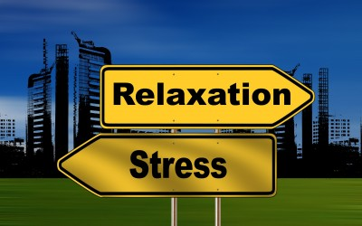 Stressed?  Hypnotherapy Can Help